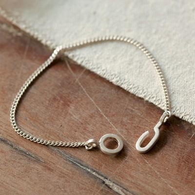 [normaldott] toggle bracelet / ankle bracelet