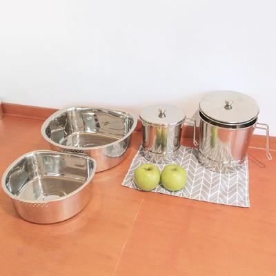 마켓비 UMSS 음식물쓰레기통 / STAAN 바스켓