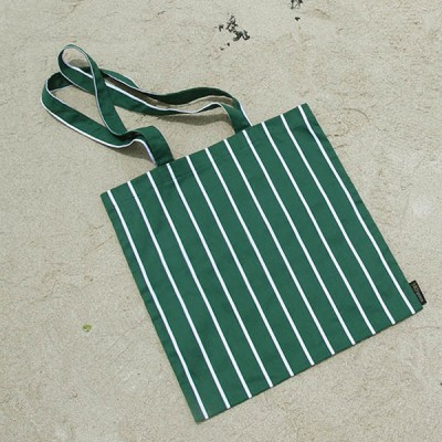 Stripe Green EchoBag