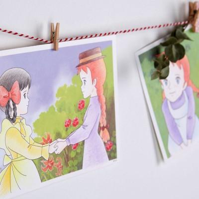 빨강머리앤 컬러링북(5x7)