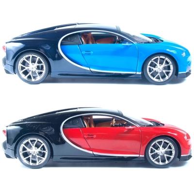 1:18 플러스 컬렉션 부가티 치론/시론/Bugatti Chiron