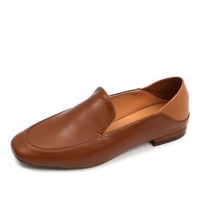 kami et muse 2 way fancy stitch loafers_KM17w018
