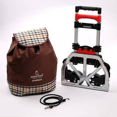 시스룸 시프트 핸드트럭 소형 + 전용 가방 세트
