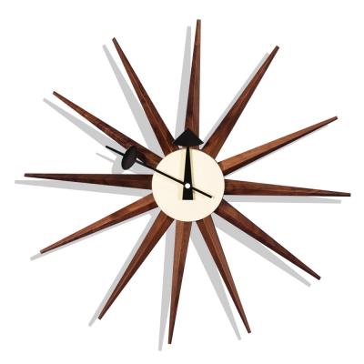 [퍼니매스] Rainbow Clock Walnut (레인보우 클락 월넛)