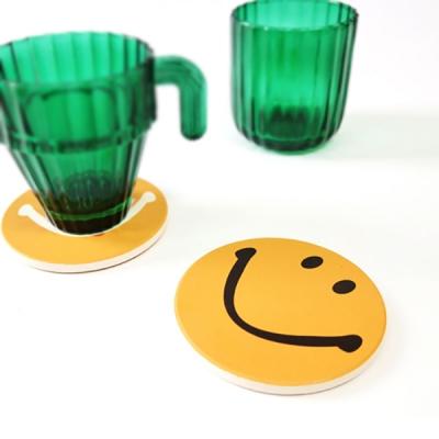 마그넷 SMILEY coaster 스마일코스터(2P)_(679810)