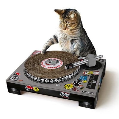 [원더스토어] 썩유케이 턴테이블 고양이 스크래쳐_(969947)