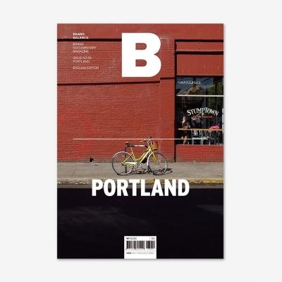 Magazine B Issue No.58 PORTLAND(Eng.version)