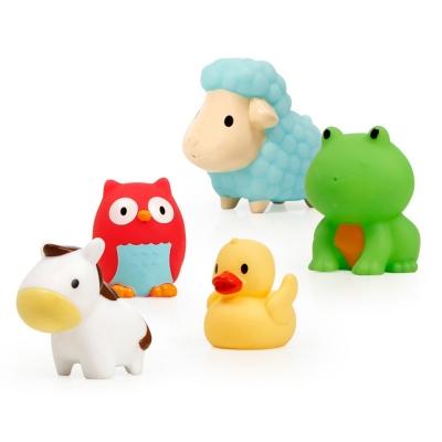 아이팜 스위밍토이즈 동물친구들/목욕놀이장난감