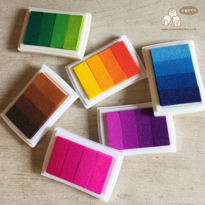 Gradation Pigment Ink Pads