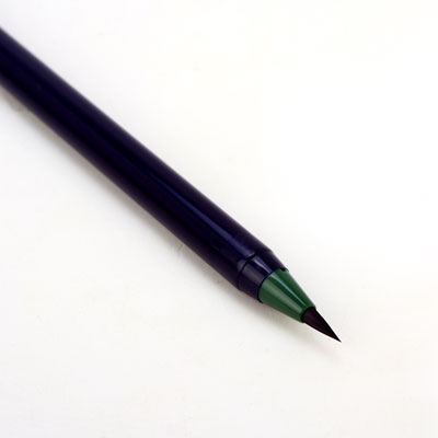 아카시아붓펜-송엽색(松葉色)