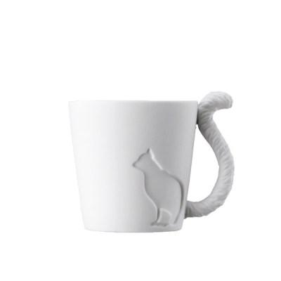 [킨토] 머그테일 (고양이) 270ml