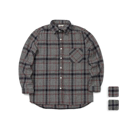 Glen Check Shirts (U17CTSH55)_(710309)