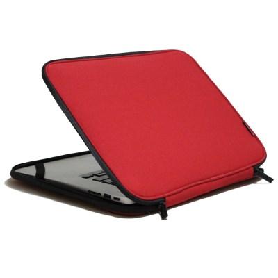 INTC-215X 아마란스레드 11.6/13.3/15.6형 노트북파우치