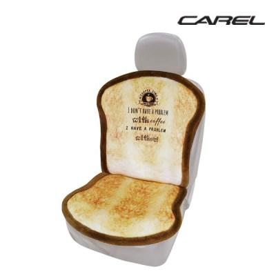 CAREL 토스트 시트 (FONT) / 식빵 시트 / 겨울 자동차 시트