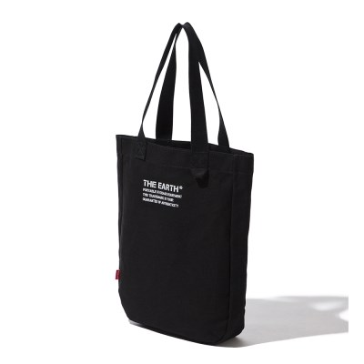 STENCIL ECO BAG - BLACK_(994496)