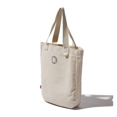 CIRCLE ECO BAG - ECRU_(994493)