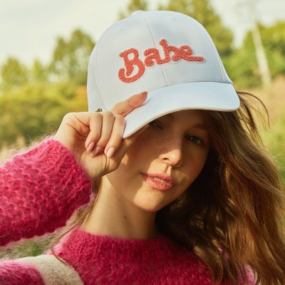 BABE WHITE - BALL CAP
