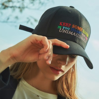 KEEP SOME ROOM BK - BALL CAP