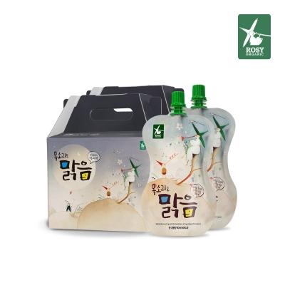 로지오가닉 목소리도맑음 착즙 배도라지푸룬 2BOX(30팩)