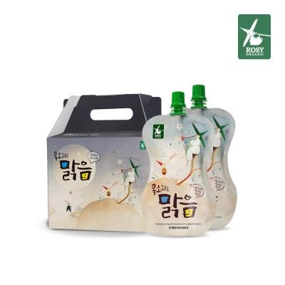로지오가닉 목소리도맑음 착즙 배도라지푸룬 1BOX(15팩)