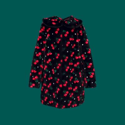 [위글위글] Eco Fur Coat (3종)
