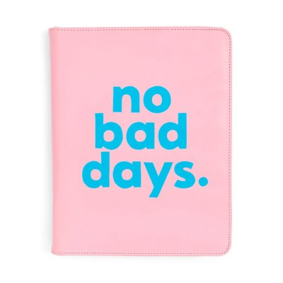get it together folio, no bad days