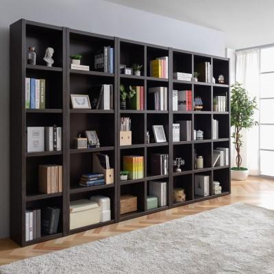 홈잡스 카르멘 5단 책장 시리즈 다양한색상/넓은수납공간