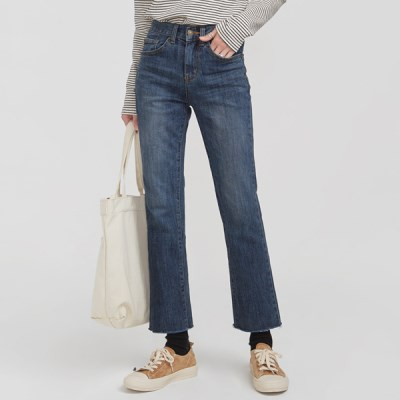 standard boots cut denim pants_(786980)