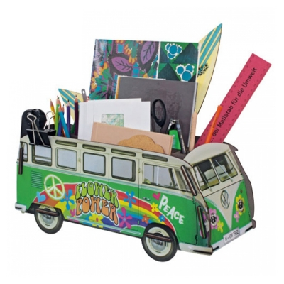 Office Organizer bus-hippie