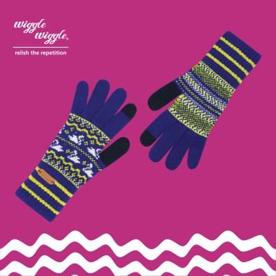 [위글위글 스마트폰 터치장갑] Touchscreen Gloves (SG-019)
