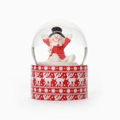 Snow globe・SS
