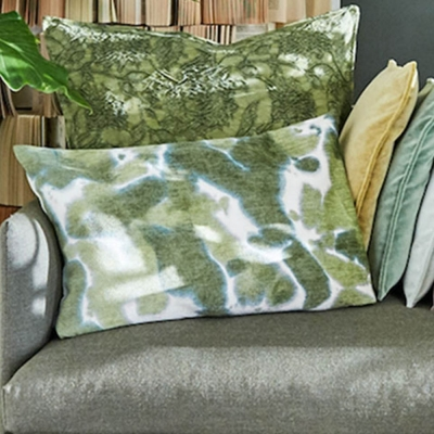 PROFLAX- POOL Cushion Cover (Verde)