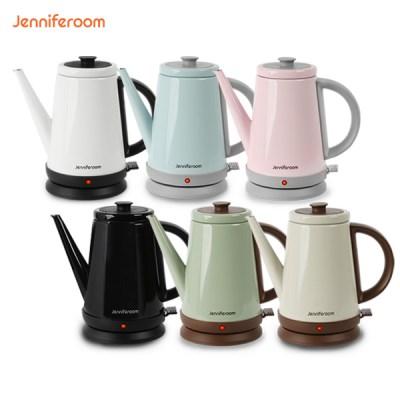 제니퍼룸 커피드립 전용 전기주전자 JR-K3805 시리즈 6종