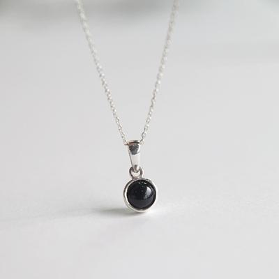 블랙스톤 N (silver925)