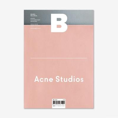 Magazine B Issue No.61 아크네 스튜디오(Acne Studios)