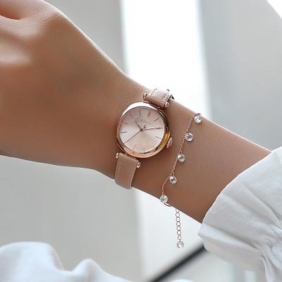 쥴리어스정품JA-1018여성시계/손목시계/가죽밴드
