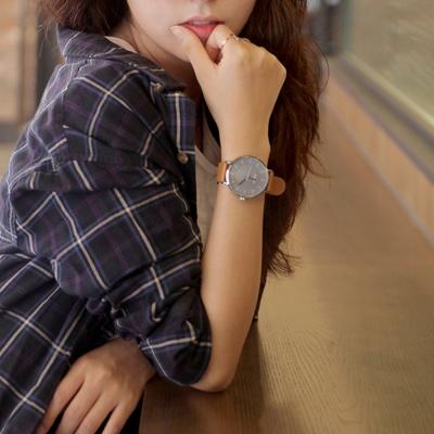 쥴리어스정품JA-998여성시계/손목시계/가죽밴드
