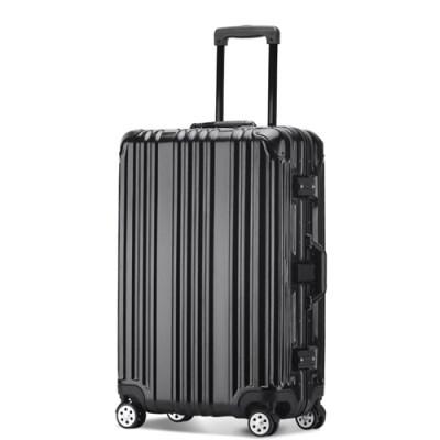 토부그 TBG796 블랙 20형 기내용 캐리어 여행가방