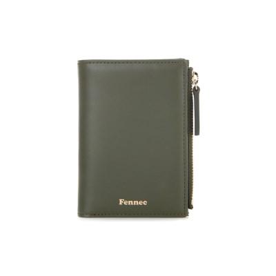 [골드바증정]Fennec Fold Wallet - Khaki