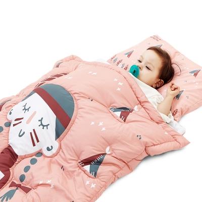 [하쥬르] 알러지케어 프리미엄 일체형 낮잠이불 (디자인선택)