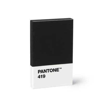 New 팬톤 카드/명함 케이스(블랙419)