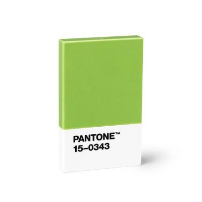 New 팬톤 카드/명함 케이스(그린15-0343)