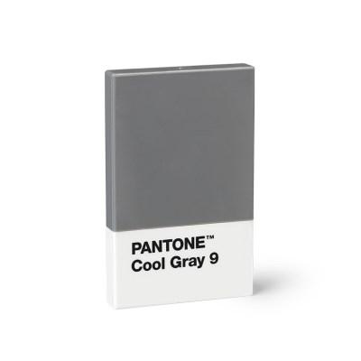 New 팬톤 카드/명함 케이스(쿨그레이9)