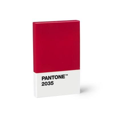 New 팬톤 카드/명함 케이스(레드2035)