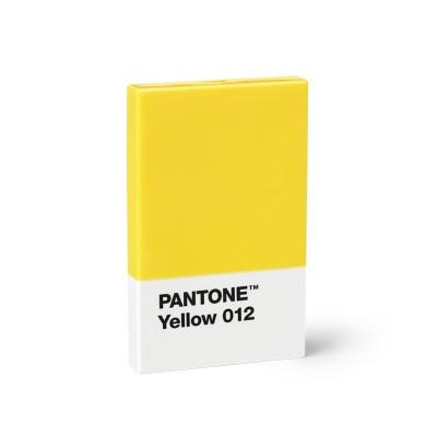 New 팬톤 카드/명함 케이스(옐로우012)