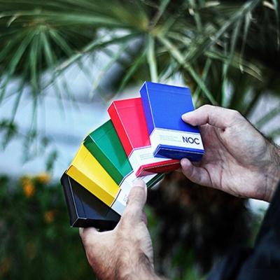 녹덱v4 심플한 마술카드