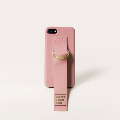 SUN CASE LEATHER INDIAN PINK