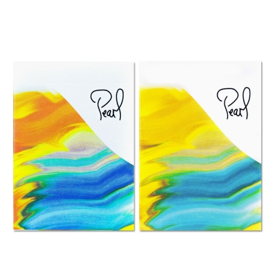 펄썬셋썬라이즈 마술카드(2종 택1)