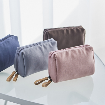 BELL MAKE-UP POUCH _ WASHED