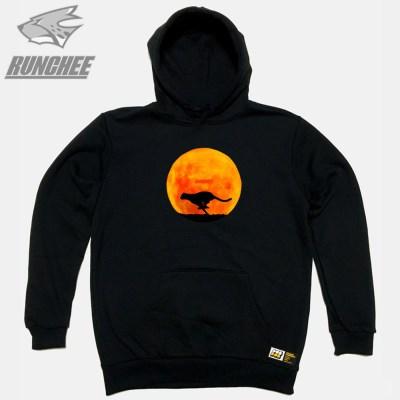 [돌돌] RUNCH-HOODY-39 런닝 치타 런치 웁스 후드티(기모선택가능)